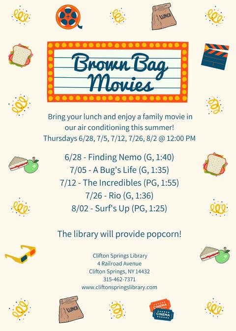 Brown Bag Movie big