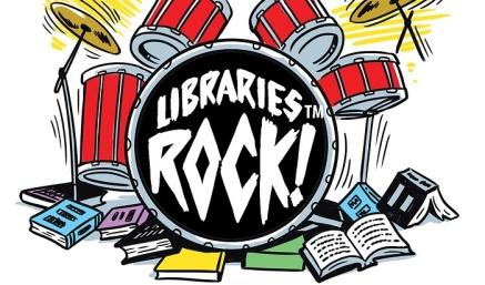 libraries rock 4