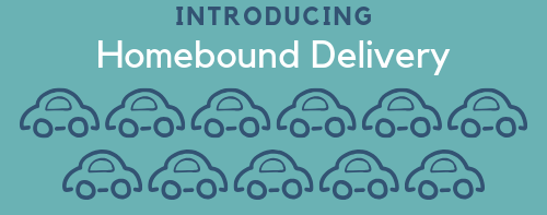 Homebound Delivery Logo